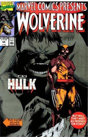 Marvel Comics Presents # 54
