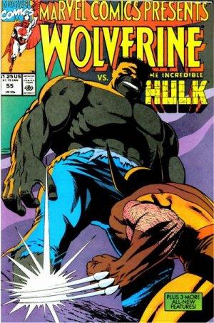 Marvel Comics Presents # 55