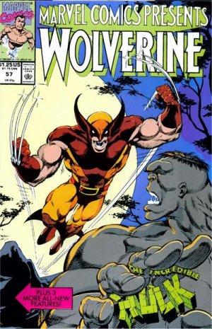 Marvel Comics Presents # 57