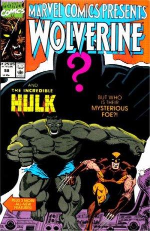 Marvel Comics Presents # 58