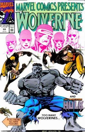 Marvel Comics Presents # 59