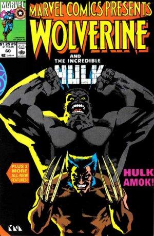 Marvel Comics Presents # 60