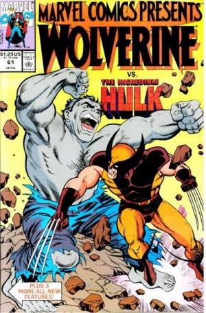 Marvel Comics Presents # 61