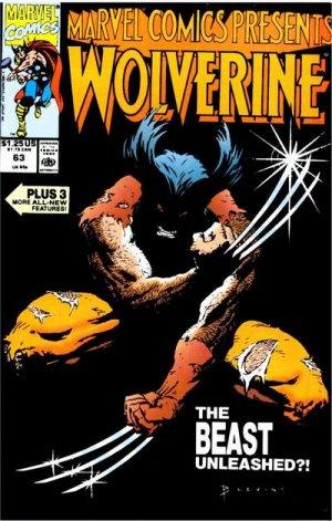 Marvel Comics Presents # 63