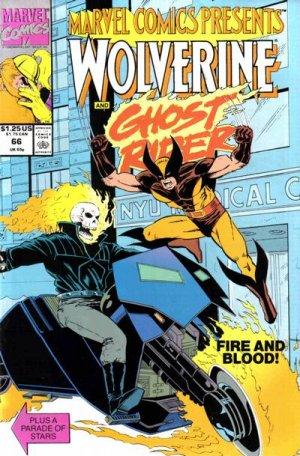 Marvel Comics Presents # 66