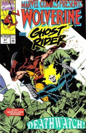 Marvel Comics Presents # 67