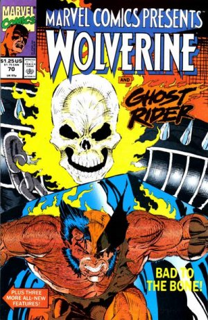 Marvel Comics Presents # 70
