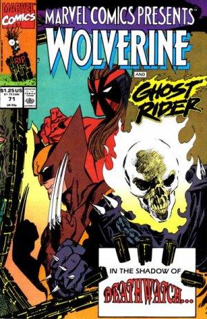 Marvel Comics Presents # 71 Issues V1 (1988 - 1995)