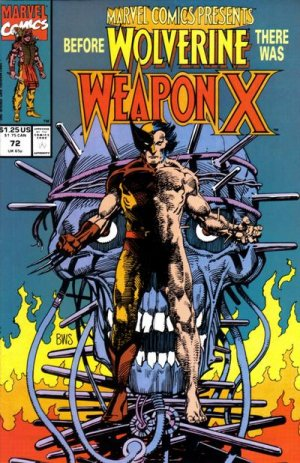 Marvel Comics Presents # 72