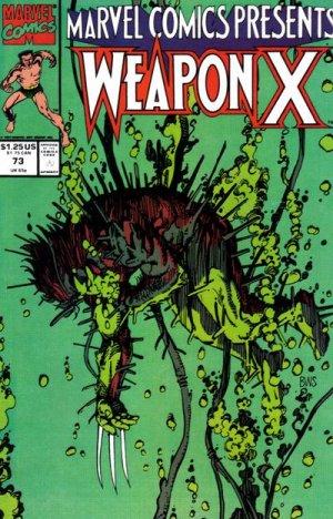 Marvel Comics Presents # 73