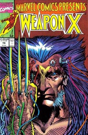 Marvel Comics Presents # 74