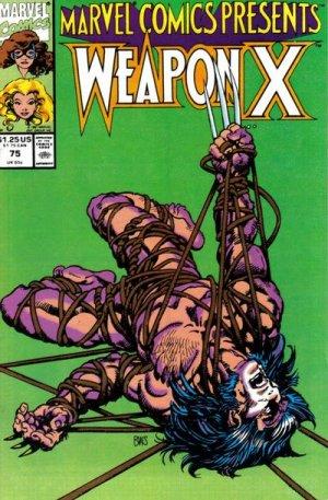 Marvel Comics Presents # 75