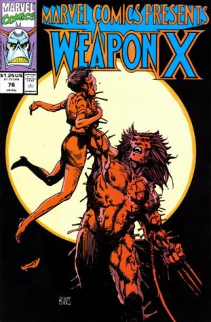 Marvel Comics Presents # 76 Issues V1 (1988 - 1995)