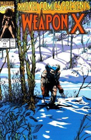 Marvel Comics Presents # 77