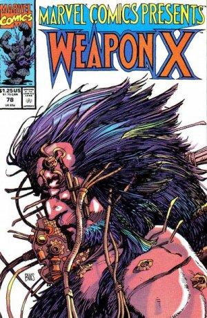 Marvel Comics Presents # 78