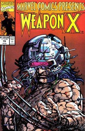 Marvel Comics Presents # 79