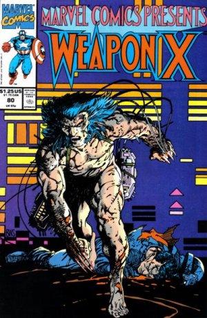 Marvel Comics Presents # 80