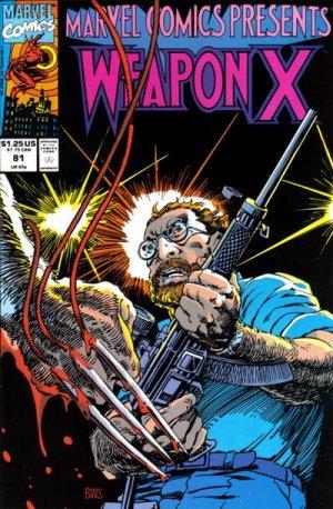 Marvel Comics Presents # 81