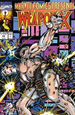 Marvel Comics Presents # 82