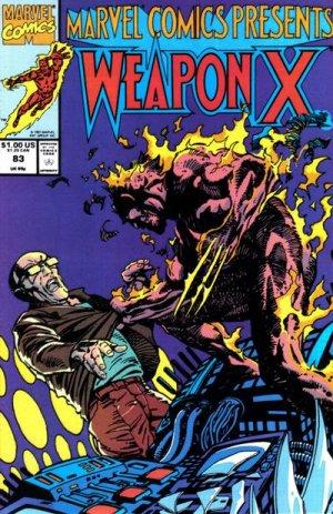 Marvel Comics Presents # 83