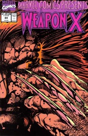 Marvel Comics Presents # 84