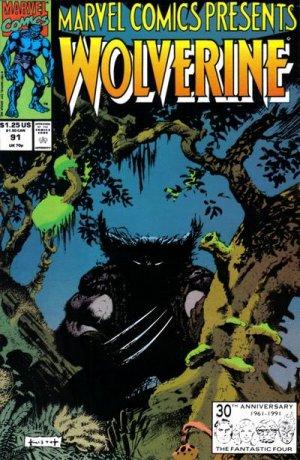 Marvel Comics Presents # 91