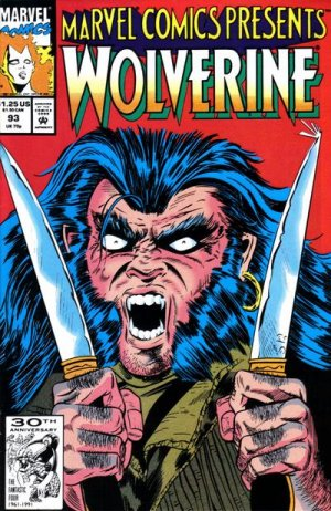 Marvel Comics Presents # 93