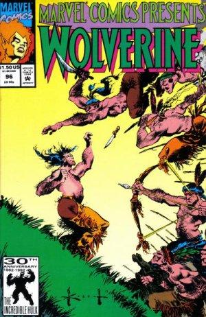 Marvel Comics Presents # 96