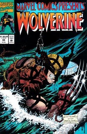 Marvel Comics Presents # 99