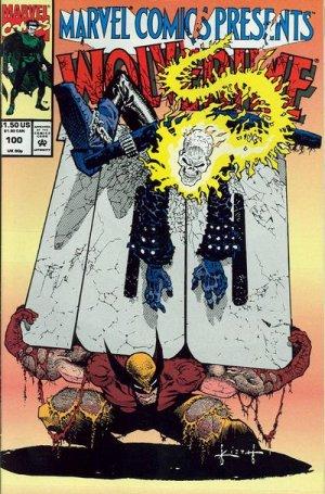 Marvel Comics Presents # 100