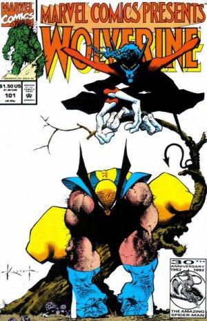 Marvel Comics Presents # 101