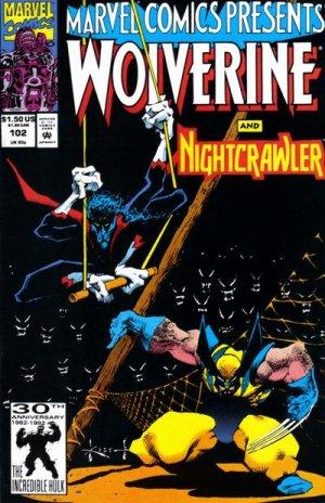 Marvel Comics Presents # 102
