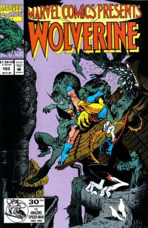 Marvel Comics Presents # 103