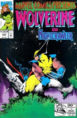 Marvel Comics Presents # 104