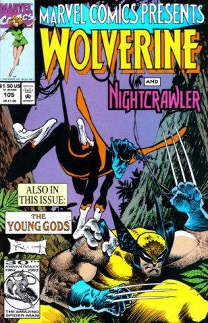 Marvel Comics Presents # 105