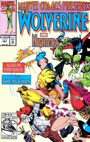 Marvel Comics Presents # 107