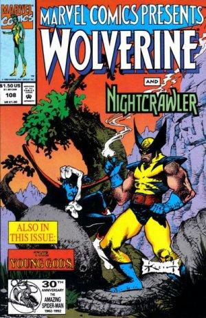 Marvel Comics Presents # 108
