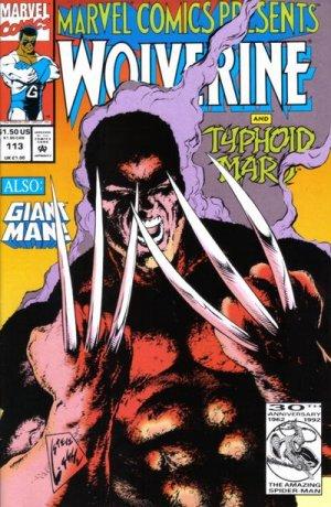 Marvel Comics Presents # 113