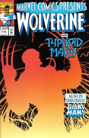 Marvel Comics Presents # 115
