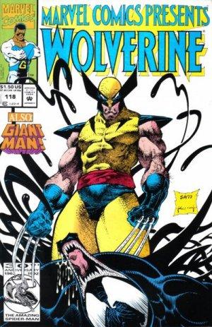 Marvel Comics Presents # 118