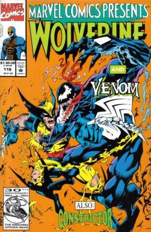 Marvel Comics Presents # 119