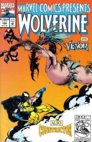 Marvel Comics Presents # 120