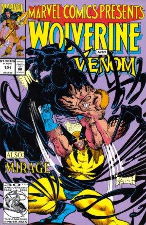 Marvel Comics Presents # 121