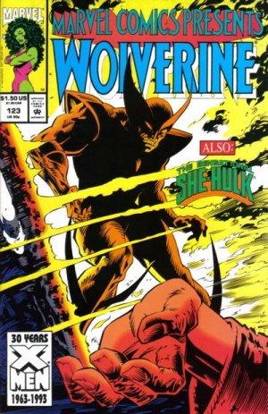 Marvel Comics Presents # 123