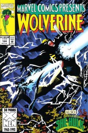 Marvel Comics Presents # 124