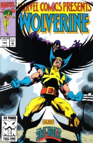 Marvel Comics Presents # 125