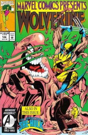 Marvel Comics Presents # 126