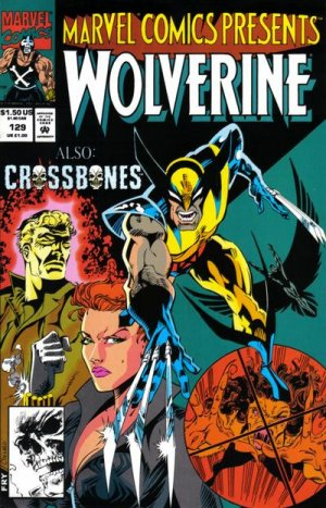 Marvel Comics Presents # 129