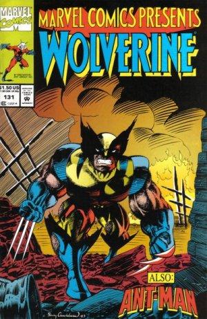 Marvel Comics Presents # 131