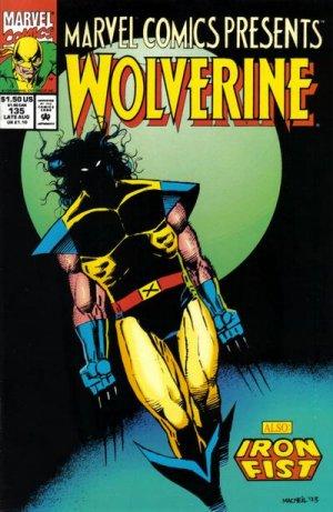 Marvel Comics Presents # 135